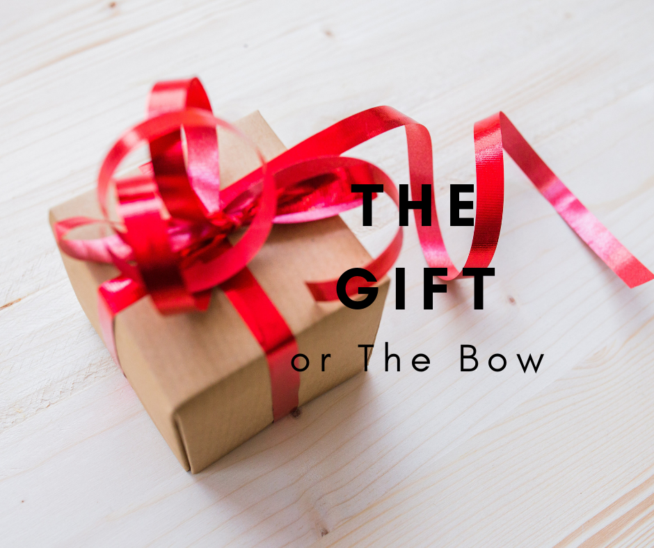 gift or bow