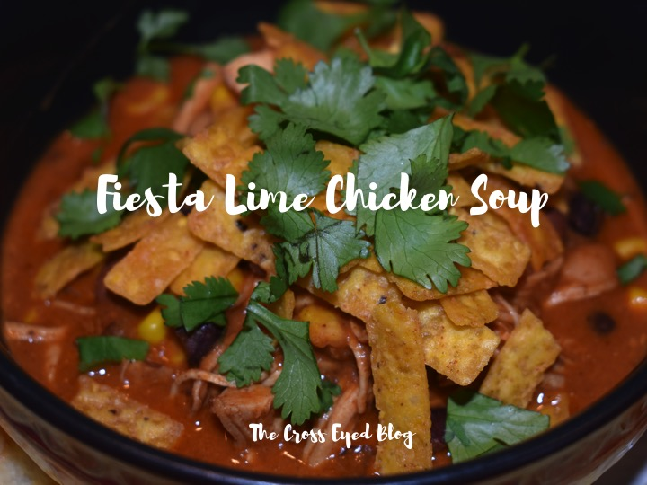 Fiesta Lime Chicken Soup